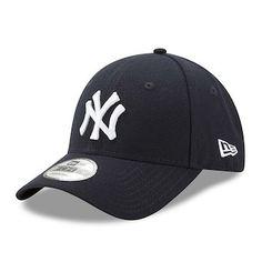 51f32fe4cc8a4 New York Yankees New Era Men s League 9Forty Adjustable Hat - Navy