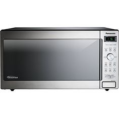 Panasonic 1250W 1.6 Cu. Ft. Countertop/Built-in Microwave with Inverter Technology NN-SD772S Stainless, http://www.amazon.com/dp/B00JXPZI82/ref=cm_sw_r_pi_awdm_f17Rvb1PQ913Y