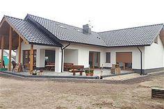 Dom Arte – zdjęcia z budowy Outdoor Decor, Home Decor, Cottage, Decoration Home, Room Decor, Home Interior Design, Home Decoration, Interior Design