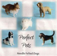Needle Felting Kits - Perfect Pets