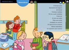 Aplicaciones interactivas matemáticas 5º E. Primaria