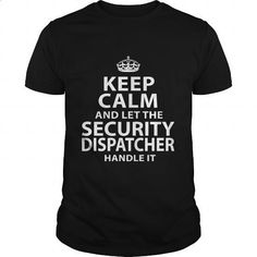 SECURITY-DISPATCHER - #tee shirt design #design tshirt. MORE INFO => https://www.sunfrog.com/LifeStyle/SECURITY-DISPATCHER-119119485-Black-Guys.html?id=60505