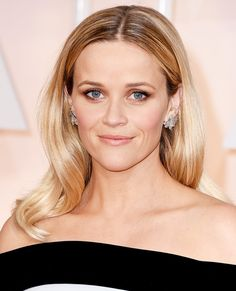 Oscars 2015: See the 10 Best Beauty Looks of the Night - Reese Witherspoon  - from InStyle.com
