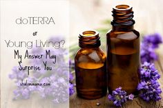 Last month, I had several people interested in becoming doTERRA consultants on my team, but they kept asking me the same question: What's the deal with doTERRA and Young Living? I'm reading a lot of negative stuff from consultants in both companies about the competing company. You guys. Really? I love essential oils. They've helped …