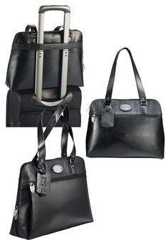 """New Kenneth Cole Reaction 16"""" Laptop / MacBook Pro Women's Tote Bag / Handbag #KennethColeReaction #ShoulderBag"""