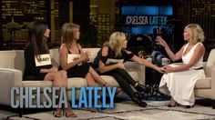 Chelsea's A-List Friends Stage an Intervention   Chelsea Lately