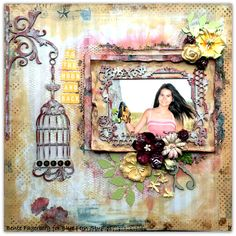 'To the Moon and Back' for 'Blue Fern Studios'. - Scrapbook.com