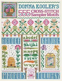 Donna Kooler's 555 Cross-Stitch Sampler Motifs by Donna K... https://www.amazon.com/dp/1600591922/ref=cm_sw_r_pi_dp_x_c.g7xbZW7XMGE