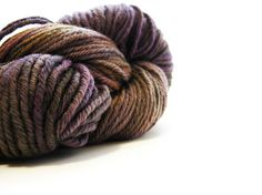 Clarity 100g Cormo Wool Australian Made Hand Dyed Yarn by msgusset, $32.00