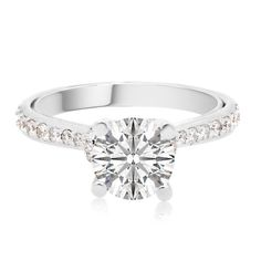Shop luxury rings at Washington Diamond in Falls Church, VA. Including asscher, marquise, oval and cushion cut rings. Ring Settings Types, Ring Settings Only, Engagement Ring Settings, Engagement Rings, Aurora, Jewelry Shop, Jewelry Rings, Falls Church, Diamond Shapes