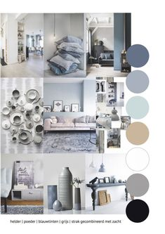 Running out of ideas? Home Living Room, Living Room Decor, Bedroom Decor, Room Colors, House Colors, Home Design, Paint Colors For Home, Colorful Interiors, Interior Design Living Room