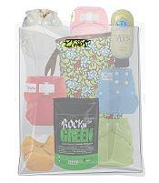 Dearest Diapers sampler pack.