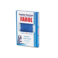 Hastes Flexíveis 75 Unid. FAROL