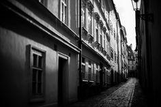 echoing Prague