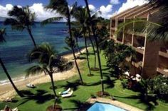Want to spend my  retirement in an Oceanfront Condo in Hawaii !!!