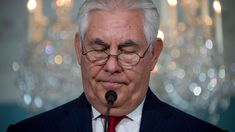 Rex Tillerson may have spent the last 14 months being contradicted by his boss on all manner of foreign policy, but the now-fired Secretary of State was at least a known quantity for US allies during tense moments in Donald Trump Fired, Trump Cabinet, Rex Tillerson, Cnn Politics, Conservative News, Foreign Policy, Nbc News, Marriage Advice, News Today