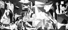 Dossier interactif sur Guernica (El mundo.es)