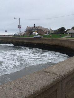The wall Narragansett Westerly Rhode Island, Beach, Water, Outdoor, Gripe Water, Outdoors, The Beach, Beaches, Outdoor Games
