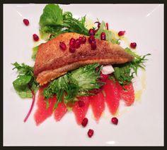 Steelhead & Grapefruit Salad