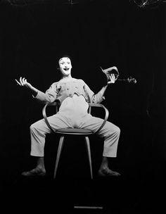 Pretzel Chair, George Nelson, 1952