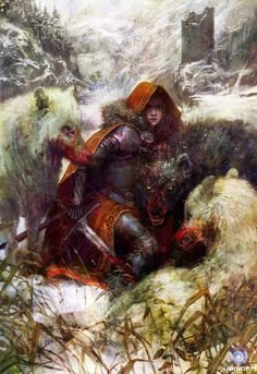Ansel [Wolf Captain by Seb McKinnon]