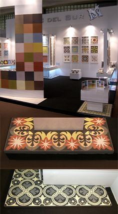 cement mosaic tile from Spain in New Rochelle