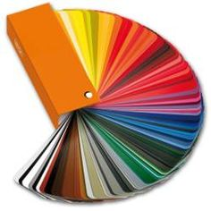 RAL Colour fan deck – Definitive colour referencing for paint, coverings and interiors. Contains all 213 RAL CLASSIC colours. Rustic Industrial Furniture, Industrial Table Legs, Pantone, Ral Colour Chart, Paint Color Wheel, Colour Wheel, Shade Card, Dining Table Legs, Paint Companies