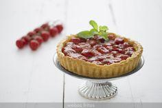 Estoy muy orgullosa de esta receta de tarta de tomates. Creo que es de las mejores tartas de tomate que hemos tomado en casa. Más sencilla no puede ser. Savory Tart, Barbacoa, Starters, Side Dishes, Cheesecake, Pie, Favorite Recipes, Cooking, Desserts