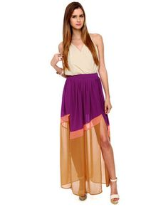 #lovelulus Wouldn't usually pick this but i love the colors and draping..rich summer colors :)