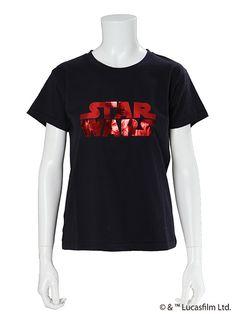 GALLERY MUVEIL Online Shop  ロゴTシャツ(STAR WARS)