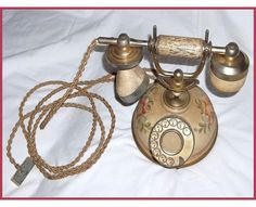Vintage Decorator Telephone Antique Style and Sound by JensDesk, $249.95