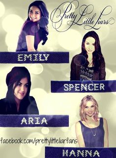 Pretty Little Liars im trying to make these braclets