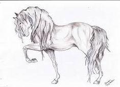 dibujos de caballos - Buscar con Google                                                                                                                                                      Más