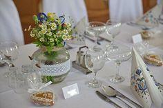 Ľudová výzdoba, Wedding Inspiration, Wedding Ideas, Table Settings, Table Decorations, Photography, Weddings, Home Decor, Fiestas, Photograph