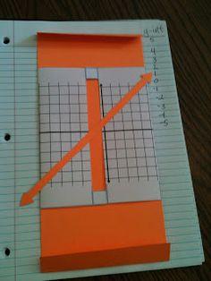 Simplifying Radicals: Made4Math August 13th - INB Line Slider