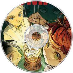Promised Neverland CD