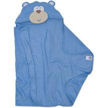 Walmart: Gerber Newborn Boys' Animal Terry Hooded Bath Towel
