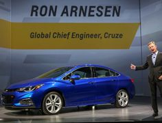 Chevrolet confirma Cruze no Salão de SP; dólar vai definir fabricação