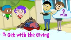 The Plony family rallies to make donations for their synagogue's charity drive, but Gabi and Rafael notice that Mom, Dad and Ben only…
