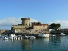 Fort Socoa, Pays Basque Basque country, Aquitaine FRANCE pais vasco, francia