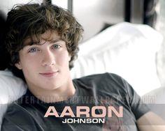 Aaron Johnson... nuff said