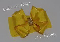 Como fazer laço mil faces Diy ,Tutorial ,Pap By Iris Lima How To Make a ...