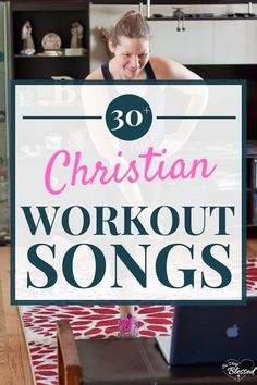 Looking for Christian exercise music for clean, upbeat faith-filled songs? Check out this workout playlist, perfect for running, at-home workouts, and more! One Song Workouts, Cheer Workouts, Running Workouts, Running Training, At Home Workouts, Running Tips, Running Humor, Christian Workout Songs, Christian Songs