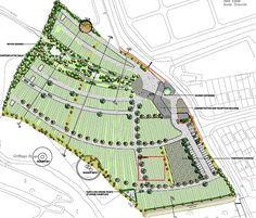 Cunnane Stratton Reynolds (CSR) has obtained planning permission for a new lawn cemetery at Esker in Lucan, County Dublin. CSR was originally appointed in September 2010 to design a cemetery on the… Urban Landscape, Landscape Design, Planning Permission, Cemetery, Interior Ideas, Dublin, Lawn, September, Models