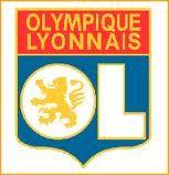 lyon logo - tegenstander Champions League Sc Heerenveen