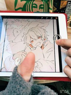 Digital Painting Tutorials, Digital Art Tutorial, Art Tutorials, Pretty Art, Cute Art, Notebook Art, Different Art Styles, Art Drawings Sketches Simple, Cartoon Art Styles