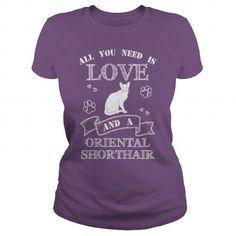 Oriental Shorthair T-Shirts, Hoodies (23$ ==► Order Here!)