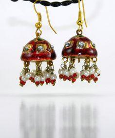 Handmade Earrings. Buy Now http://www.etsy.com/listing/115154996/handmade-earrings for only $14.99