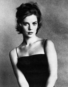 Ingénue... iconic Natalie Wood portrait from 1956.