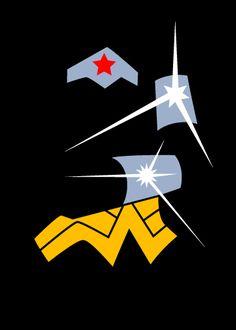 Wonder Woman by markneu on DeviantArt